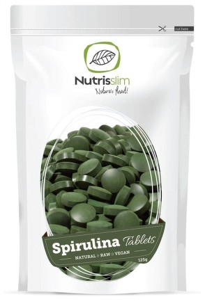 Spirulina Tablets 125g