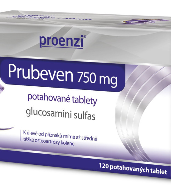 Prubeven 750 mg 120 tablet