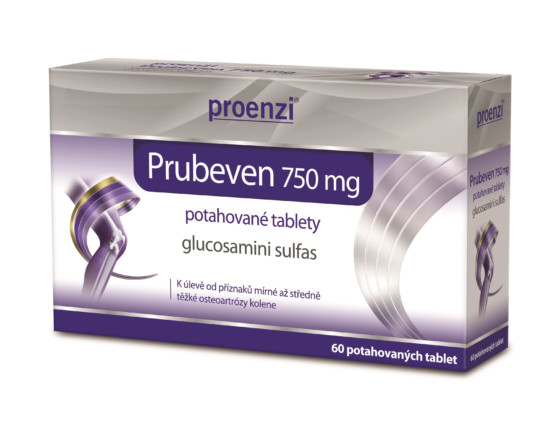 Prubeven 750 mg 60 tablet