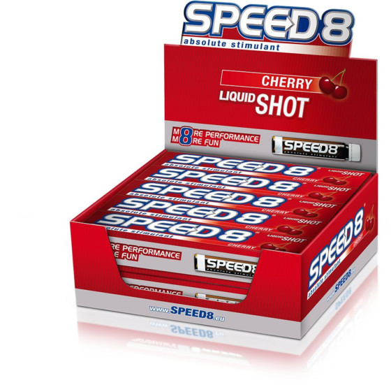 SPEED 8 cherry ampule 10 ks