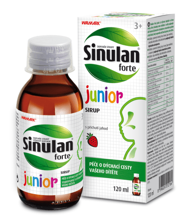Walmark Sinulan Forte Junior 120ml