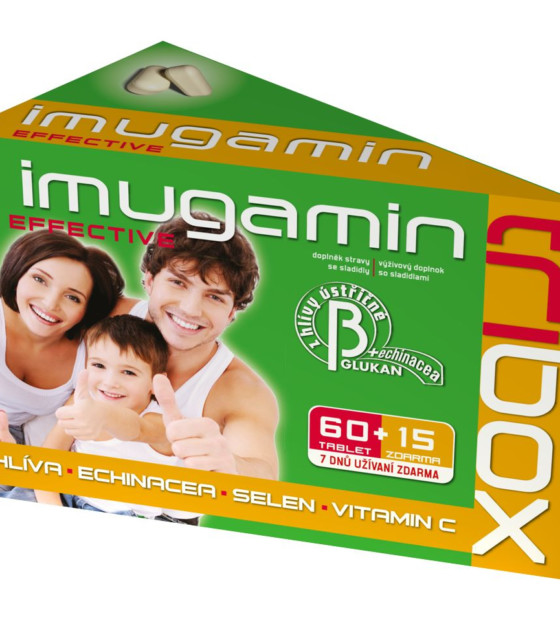 Imugamin Effective 60+15 tablet