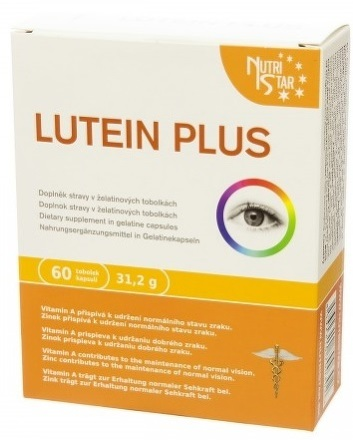 Lutein Plus 90 cps.
