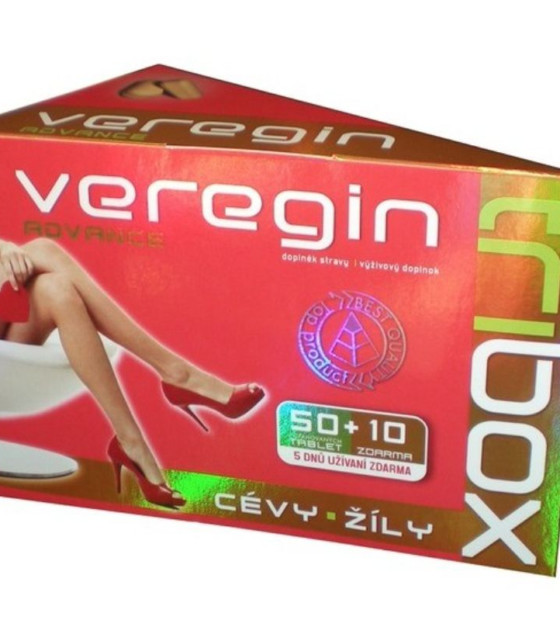 Veregin Advance 60 tablet