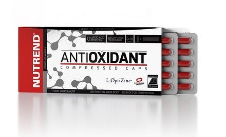 ANTIOXIDANT COMPRESSED CAPS