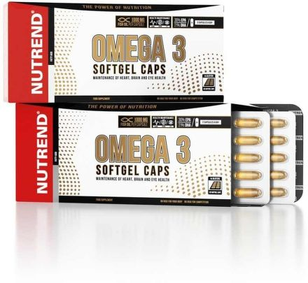 OMEGA 3 SOFTGEL CAPS