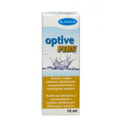 Optive Plus oční kapky 10 ml