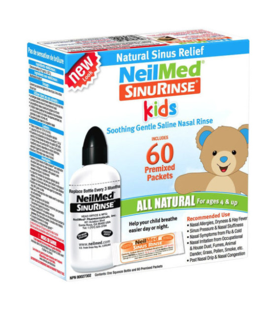 Sinus Rinse Kids 120ml+60sáčků