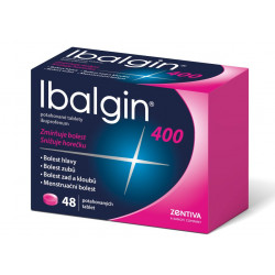 Ibalgin 400 mg 48 tablet