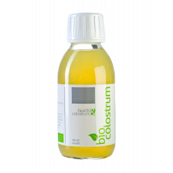 Health&colostrum BIO Colostrum tekutý extract 125 ml