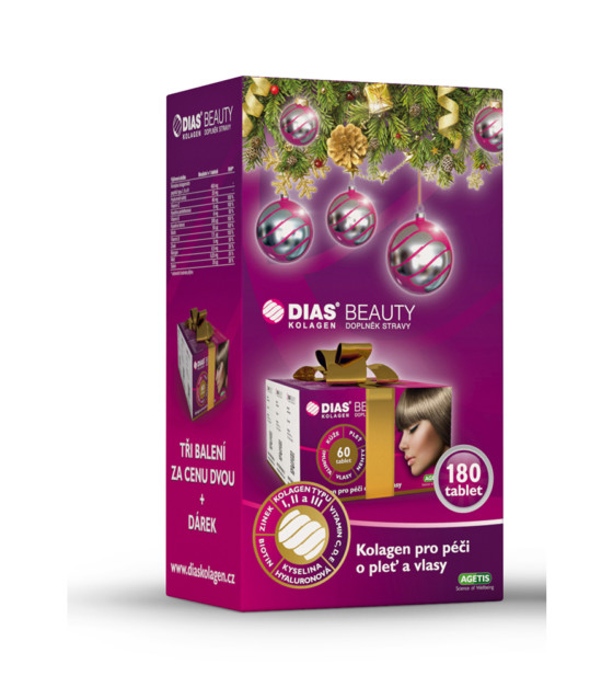 DIAS Beauty Kolagen 180 tablet