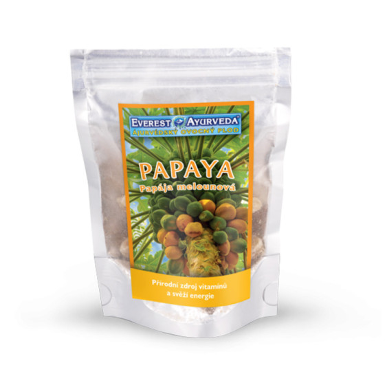 EVEREST-AYURVEDA PAPAYA Vitamín A