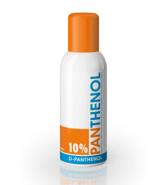 MEDICPROGRESS Konopný Panthenol spray 10% 150 ml