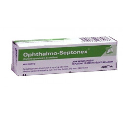 Ophthalmo-Septonex oční mast 5 g