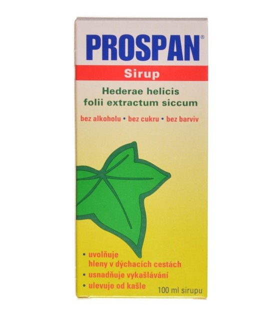 PROSPAN 700 mg sirup 100 ml