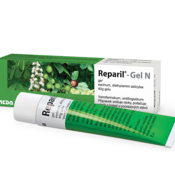 REPARIL N Gel 40 g