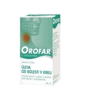OROFAR 2MG/ML+1