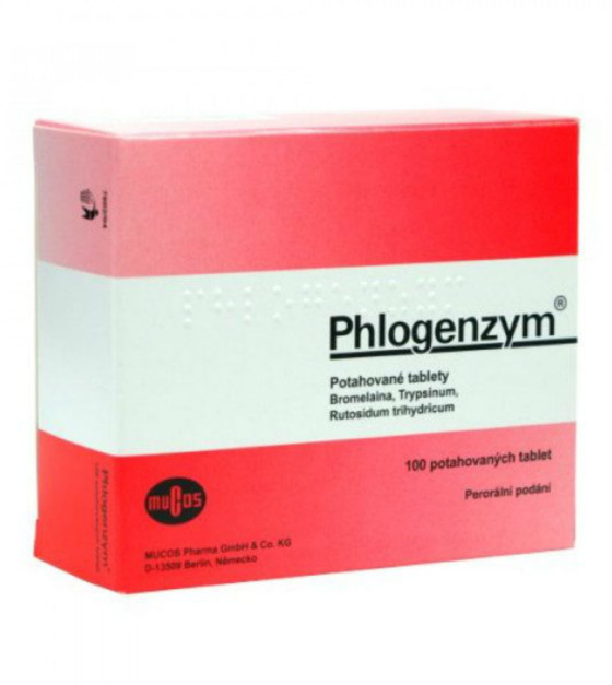 PHLOGENZYM Triplex 100 tablet