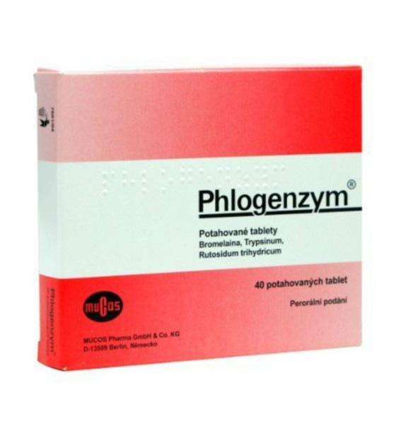 PHLOGENZYM Triplex 40 tablet
