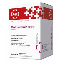 BLESK Multivitamin 100 % 90 tablet