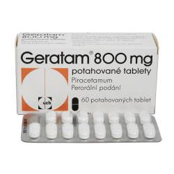 Geratam 800 mg 60 tablet