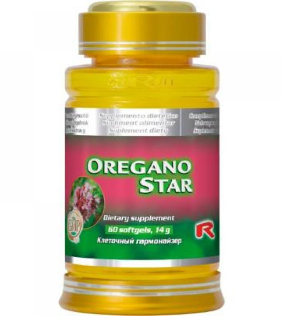 STARLIFE Oregano Star 60 tablet