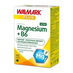 WALMARK Magnesium + B6 Active 60 tablet