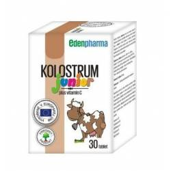 Edenpharma Kolostrum junior 30 tablet