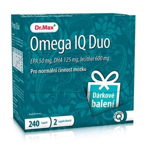 Dr.Max Omega IQ Duo cps.240