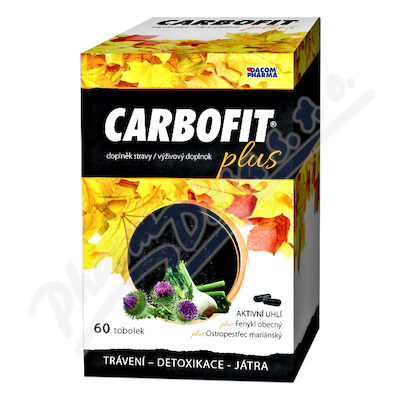 Carbofit Plus 60 tobolek