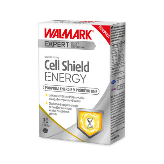 Walmark Cell Shield ENERGY tbl.30