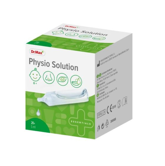 Dr.Max Physio Solution ampule 20x5 ml