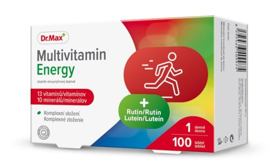 Dr.Max Multivitamin Energy 100 tablet