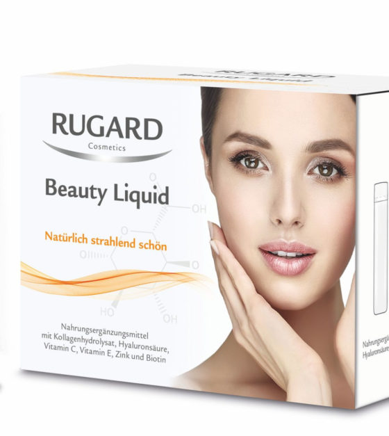 Rugard Beauty Liquid 28 ampulí