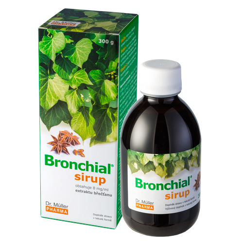 Dr. Müller Bronchial sirup 300 g