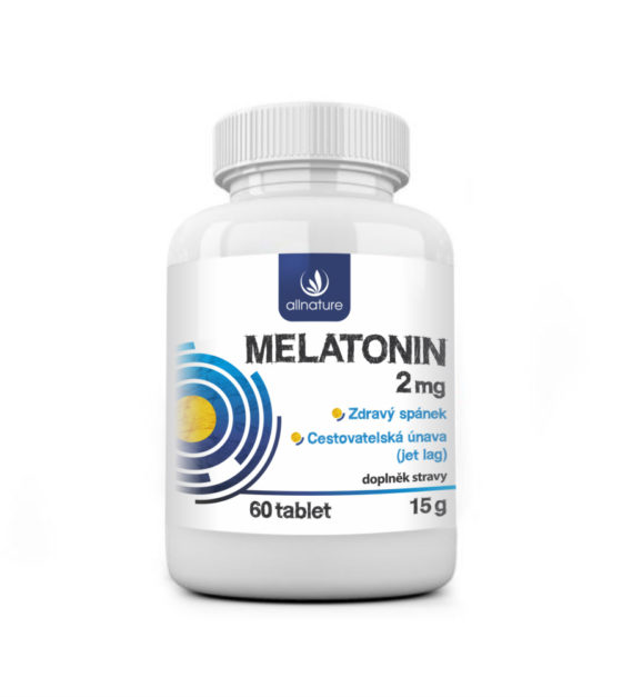 Allnature Melatonin 2 mg 60 tablet