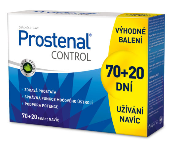 Prostenal Control 70+20 tablet