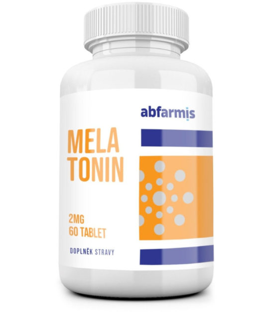 ABFARMIS Melatonin 2 mg 60 tablet