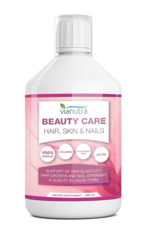 VIANUTRA Beauty Care hair skin and nails 500 ml