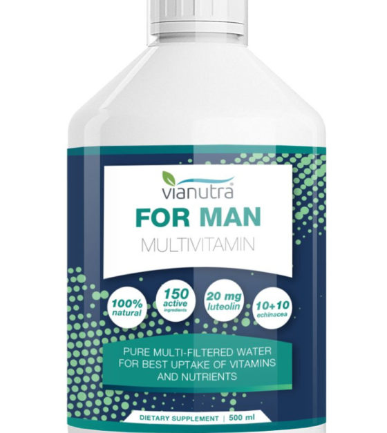 VIANUTRA For Man multivitamin 500 ml