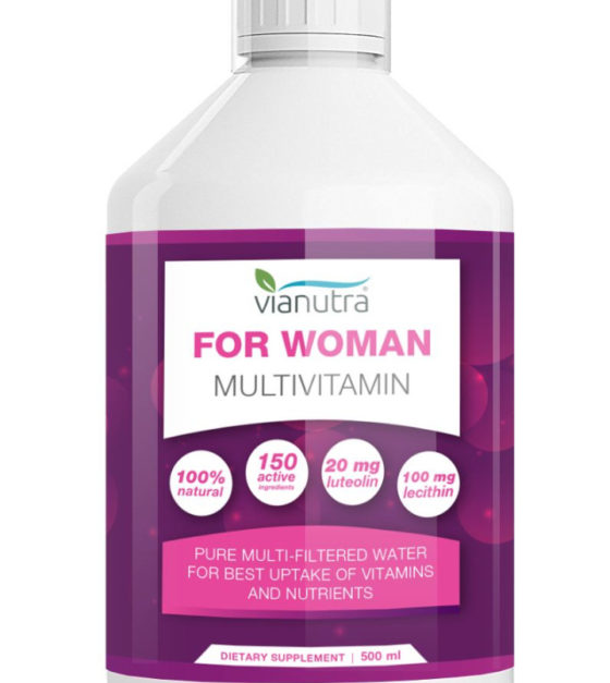 VIANUTRA For Woman multivitamin 500 ml