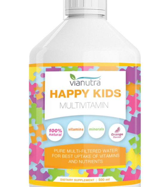 VIANUTRA Happy Kids multivitamin 500 ml