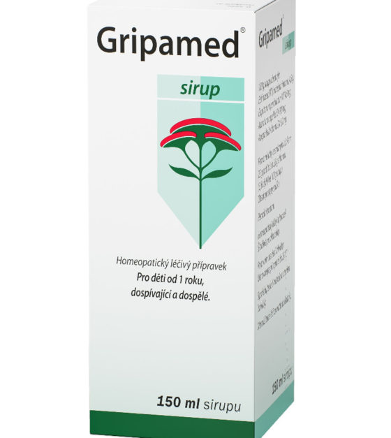 Gripamed sirup 150 ml