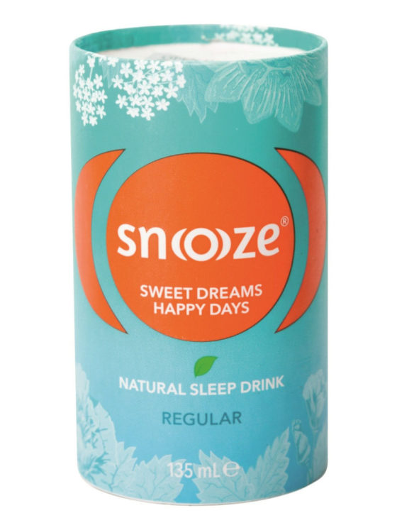 Snoooze natural sleep drink Regular 135 ml
