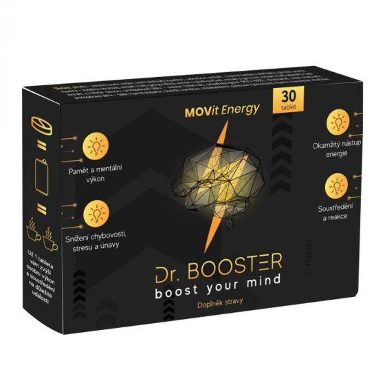 MOVIt Energy Dr. Booster 30 tablet