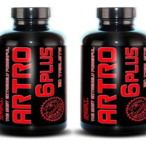 1 + 1 Zdarma: Artro 6 Plus od Best Nutrition 180 tbl. + 180 tbl.