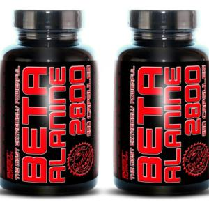 1 + 1 Zdarma: Beta-Alanin od Best Nutrition 120 kaps. + 120 kaps.