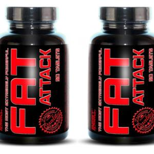1 + 1 Zdarma: Fat Attack od Best Nutrition 90 tbl. + 90 tbl.