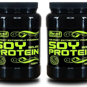 1 + 1 Zdarma: Soy Protein Isolate od Best Nutrition 1
