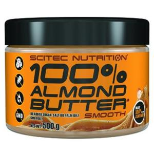 100% Almond Butter Smooth od Scitec 500 g